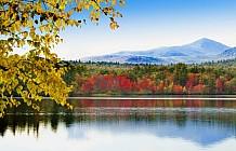 Scenic Fall Vista