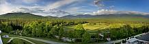 Mt Washington panorama