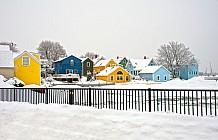 Winter In Portsmouth