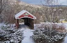 Jackson village bridge